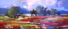 For the ultimate experience in art American Impressionism, Impressionist, South African Artists, Abstract Landscape, Art Forms, Concept Art, Art Gallery, Alice, Modern Paintings