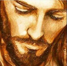 Jesus, o Cristo Catholic Art, Religious Art, Jesus Drawings, Jesus Christ Drawing, Image Jesus, Bibel Journal, Pictures Of Jesus Christ, Jesus Painting, Jesus Face
