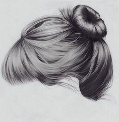 i wish i could draw hair..