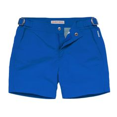 d0c6f611 Boys Blue Shorts with Buckle Detailing. Available now at www. chocolateclothing.co.uk. Chocolate Clothing · Orlebar Brown