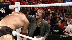 Dean Ambrose: So much love for this lunatic!! :) (Tumblr)