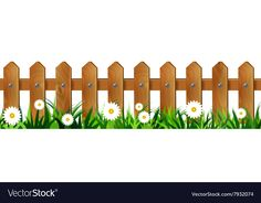 Green Grass seamless fence vector image on VectorStock Marsha And The Bear, Cute Bear Drawings, Farm Images, Disney Cars Party, Love Background Images, Birthday Clipart, Bear Birthday, Borders For Paper, Party Printables
