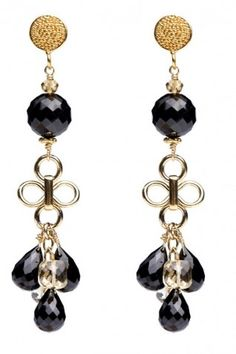 CHARME SILKINER Cree Earrings 36% Off - $95