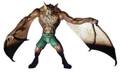 The Batman Secret Files Rogues Gallery Figure ManBat -- To view further for this item, visit the image link.