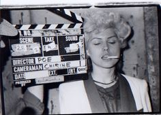Rare Photos and Ephemera Documenting the No Wave Cinema Movement