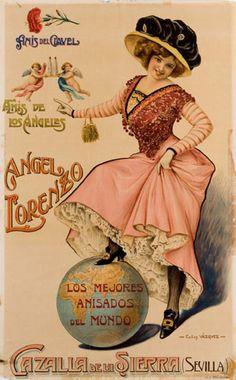 """El Clavel, de Cazalla de la Sierra (Sevilla), ofrece """"los mejores anisados del mundo"""" desde 1896 / """"El Clavel"""", from Cazalla de la Sierra (Sevilla), has been offering """"the best anisettes of the world"""" since 1896"""