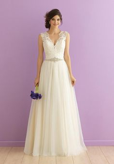 Allure Romance 2912 Wedding Dress - The Knot