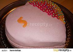 Marshmallow hmota recept - TopRecepty.cz