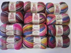 Woolsoft harmony Art Supplies, Threading