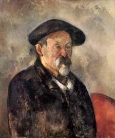 Paul Cézanne · Autoritratto · 1898 · Museum of Fine Arts Boston