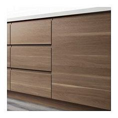 """IKEA - VOXTORP, Drawer front, 15x10 """", , VOXTORP is a smooth door with integrated handles. It brings clean lines and an open, modern look to your kitchen.The depth of the handle makes it easy to open and close the drawer.25-year Limited Warranty. Read about the terms in the Limited Warranty brochure."""