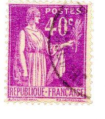 stamp, purple, free. need I say more?