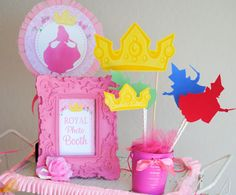 Sleeping Beauty Party  Sleeping Beauty GRAPHICS  by KROWNKREATIONS, $2.50
