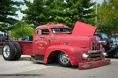 1960 International R 185 Custom Fire Truck
