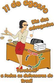 cartão para compartilhar no facebook para o dia do advogado