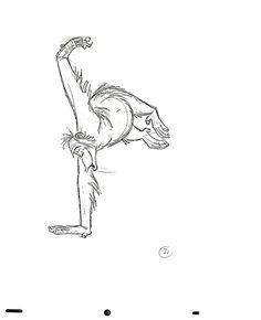 Easy Cartoon Drawings, Cartoon Drawing Tutorial, Animal Drawings, Cartoon Art, Disney Concept Art, Disney Art, Disney Pixar, Disney Characters, Disney Sketches