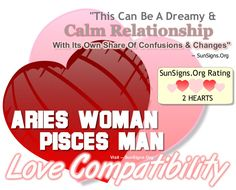 Most compatible sign for aries woman