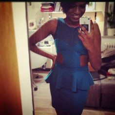 Silvester kann kommen  #fav #dress #tomorrow #asospetite #instastyle #instafashion #loveit #ladylike #cutoutdress #peplum #outfit #silvester by sajbe_28