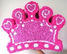 Piñata de corona princesas                                                                                                                                                                                 Más
