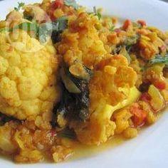 Linsencurry mit Tomaten und Blumenkohl @ de.allrecipes.com