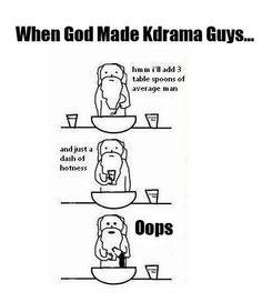 Thank you, God! #kdramahumor