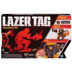 Lazer Tag Blaster 1