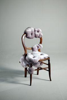 Charlotte kingsnorth furniture designer #chair #design