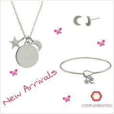 Luna y estrella  Cadena aretes y pulsera en plata 925 laminado en rodio  Para más info contactanos : 809 853 3250 / 809 405 5555 Aceptamos pagos con  vía Pay Pal Delivery  Envoltura   #newarrivals #available #earrings #chain #earrings #bracelet #cadena #aretes #pulsera #newcollection #accesories #jewelry #chic #trendy #delicate #precious #glam #gorgeous #unique #fancy #byou #becomplete #pretty #complementosjewelry #complementosrd