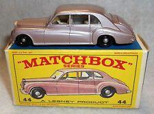 VTG. 1960's LESNEY MATCHBOX ROLLS-ROYCE PHANTOM V No. 44