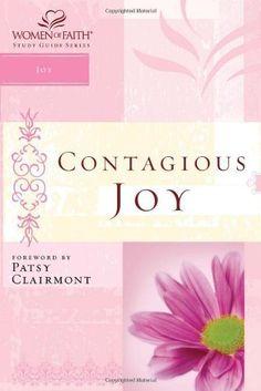 Contagious Joy: Women of Faith Study Guide Series by Women of Faith, http://www.amazon.com/dp/1418507105/ref=cm_sw_r_pi_dp_EvuFrb0899J02