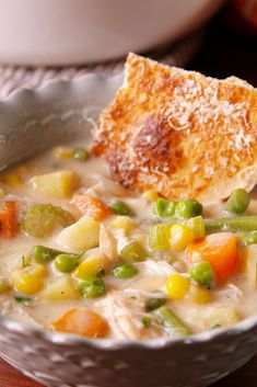 Chicken Pot Pie SoupDelish