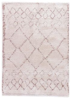 Travel through ancient Morocco with the Roma collection. These machine-made rugs provide the luxury of your favorite designs with a plush pile of wool, polyester and polypropylene for durability and comfort.