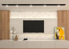 149 Perfect TV Wall Ideas That Will not Sacrifice Your Look Wall Unit Designs, Living Room Tv Unit Designs, Living Room Wall Units, Living Rooms, Tv Cabinet Design, Tv Wall Design, Tv Wanddekor, Modern Tv Wall Units, Perfect Tv
