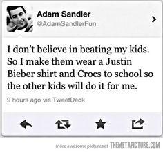 hahahaha…Awesome.