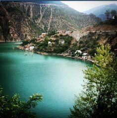 Kürtün Barajı Gümüşhane