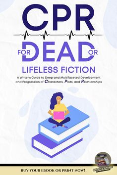 • Identify dead or lifeless characters, plots, and relationships. • Establish CPR development with the proper setup that introduces, anchors, and orients readers before leading them with purpose through your story landscape... • Plant the seeds of CPR development early with in-depth sketches... • Pinpoint weak areas in your story... #books #reading #writing #reference #writingtips #AdviceForWriters #plot #characters #novels #bookblogger #booklover #ReadingLists #WritersExchangeEPublishing