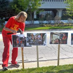 Australians bring protest petitions to McDonald's Oak Brook headquaters