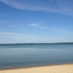East Bay, Traverse City, MI. #bluewater #lakemichigan
