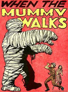 """When the Mummy Walks."" Tales to Astonish #31, May 1962."