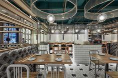Douyue Restaurant by The Swimming Pool Studio, Shanghai – China » Retail Design Blog