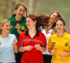 Macht es wie die Athleten! - Olympia für den Alltag - TK-Sportwissenschaftlerin Beate Helbig weiß, was Laien-Olympioniken fit hält.