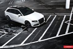Vossen Audi A4/S4 Avant