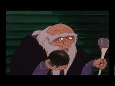 Denethor - The Return of the King (1980), Rankin & Bass, Animated - YouTube