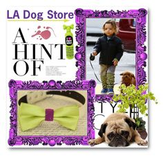 """LA Dog Store"" by ladogstores ❤ liked on Polyvore featuring Nearly Natural"
