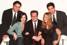 Friends, serie de comedia americana