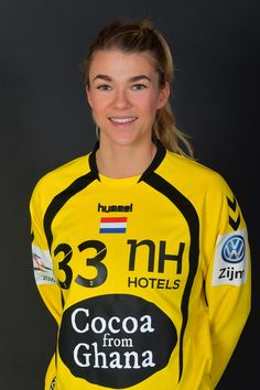 Tess Wester - Nationaal Handbalteam Dames