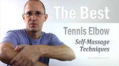 Learn why Advanced Massage Therapy Techniques are the best way to treat your own Tennis Elbow or Golfer's Elbow, and discover the most powerful self-massage methods to use – Straight from an experienced, professional Neuromuscular Massage Therapist, who treats these injuries every day. - https://tenniselbowclassroom.com/tennis-elbow-treatments/best-tennis-elbow-self-massage-techniques/ - #LateralEpicondylitis #TennisElbow