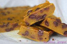 karolina-azzaro: Pumpkin koláč s čokoládou/ Tekvicový koláč s čokol...