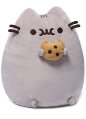 Peluche Pusheen The Cat With Cookie