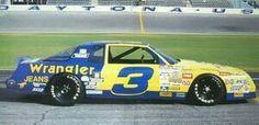 Dale Earnhardt 1986 NASCAR Champion